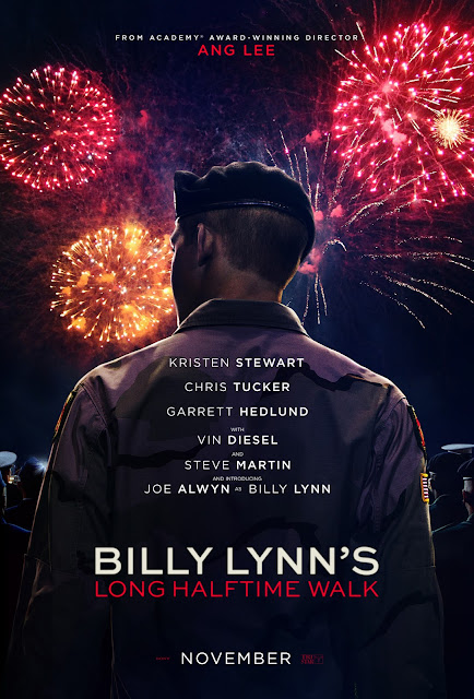 Billy Lynn's Long Halftime Walk (2016) ταινιες online seires oipeirates greek subs