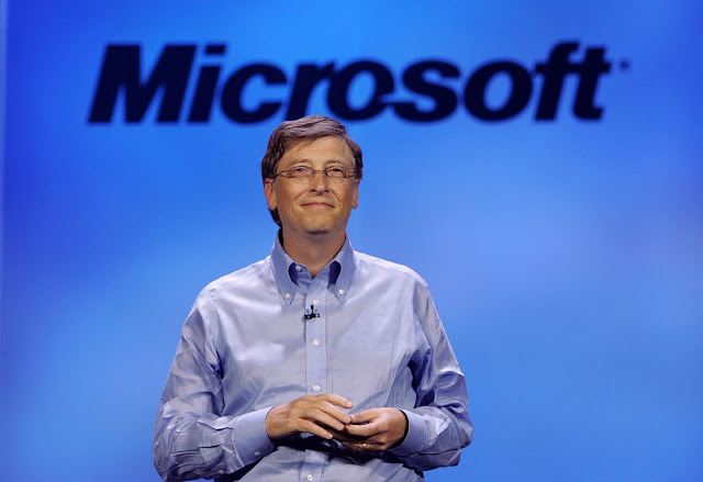 قصة حياة بيل غيتس مؤسس شركة مايكروسوفت وأهم افكاره وسر نجاحة