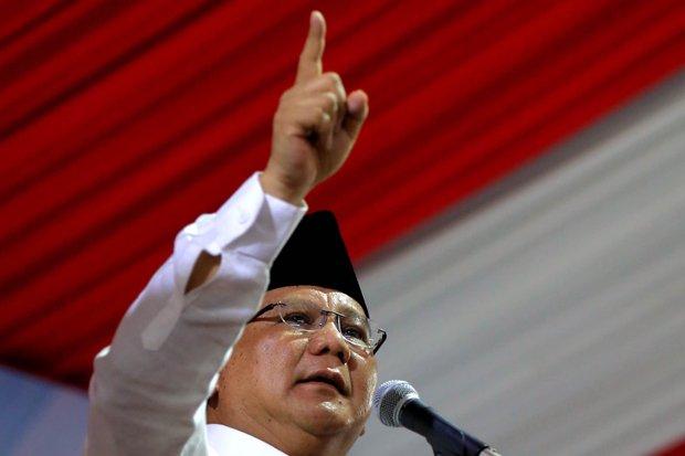 Prabowo Putuskan Nyapres, Ini Prediksi Peta Koalisi Pilpres 2019