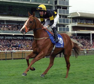 Reg Bond, horse owner,