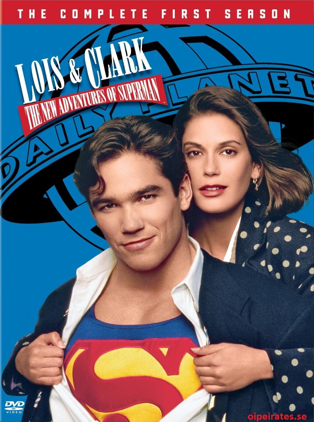 Lois & Clark: The New Adventures of Superman (1993) ταινιες online seires xrysoi greek subs