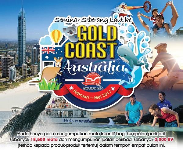 berbisnes bersama awesomazing team sambil berpeluang melancong percuma ke gold coast australia