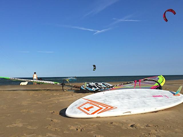 Kitesurf Windsurf Samoyede tabou gaastra gruissan defi wind