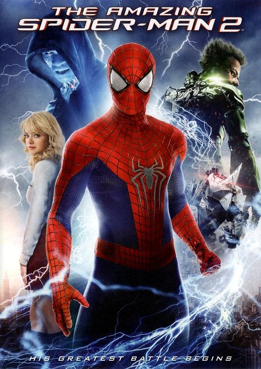 فیلم دوبله : مرد عنکبوتی شگفت انگیز 2 (2014) The Amazing Spider-Man