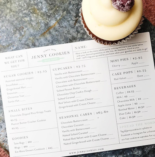 Jenny Cookies Bake Shop Grand Opening