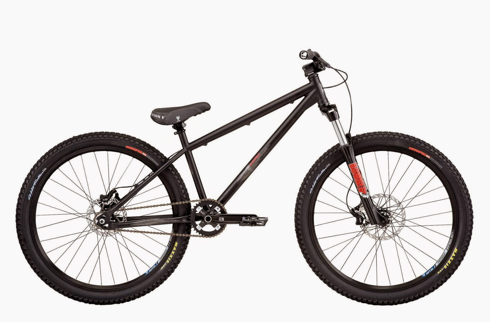 Jenis sepeda gunung MTB dirt jump
