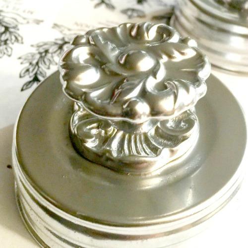 How to Make Decorative Lids for Mason Jars