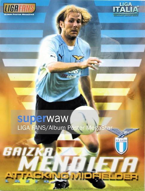 Gaizka Mendieta (Lazio 2001)