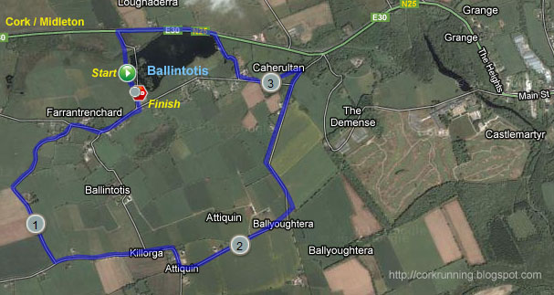 2017 Ballintotis '4' Mile Road Race - Ring of Cork