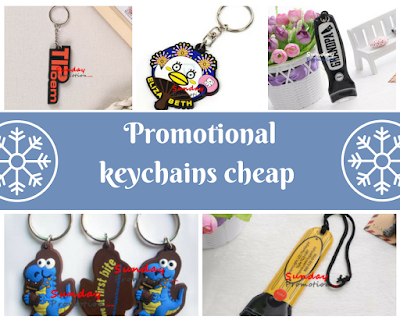 Promotional keychains cheap