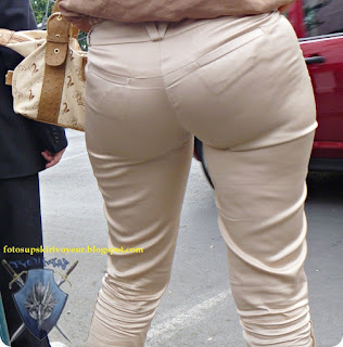 milf big butt jeans
