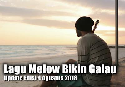 Kompilasi Lagu Galau Mp3