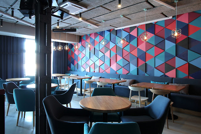 Social Club With A Spice Of Modernism By Designer Ramnas Manikas 6