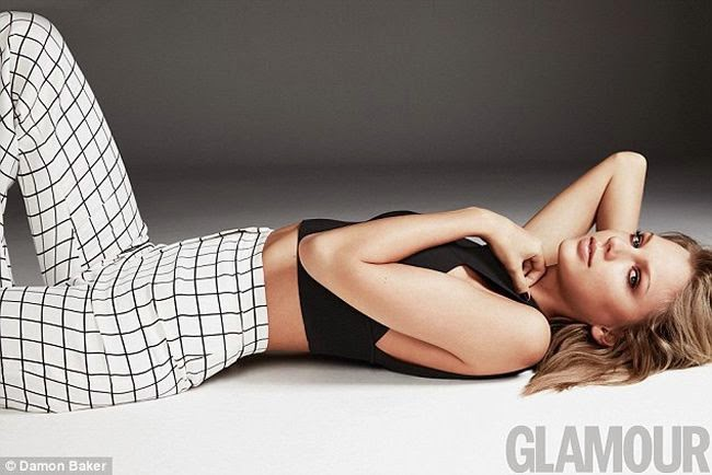 Taylor Swift on Her Past Love Life Being Mocked in Glamour Shoot