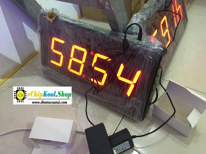 Đồng hồ đếm ngược Phút : Giây Cty Eagle Industries Hà Nội