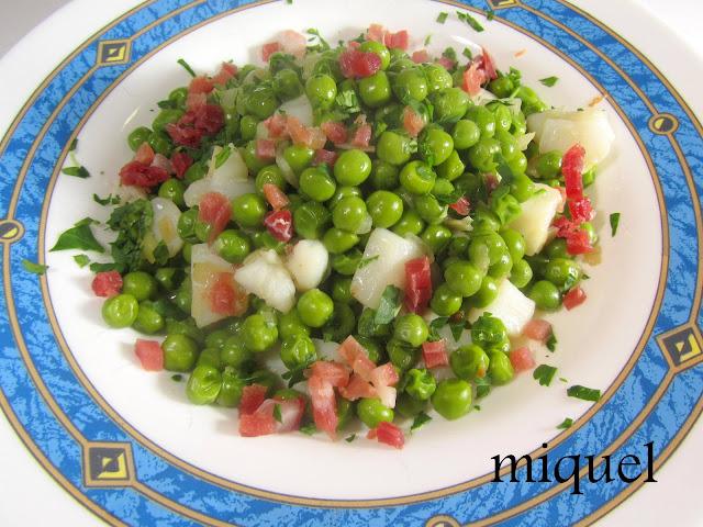 De la web las recetas de Miguel