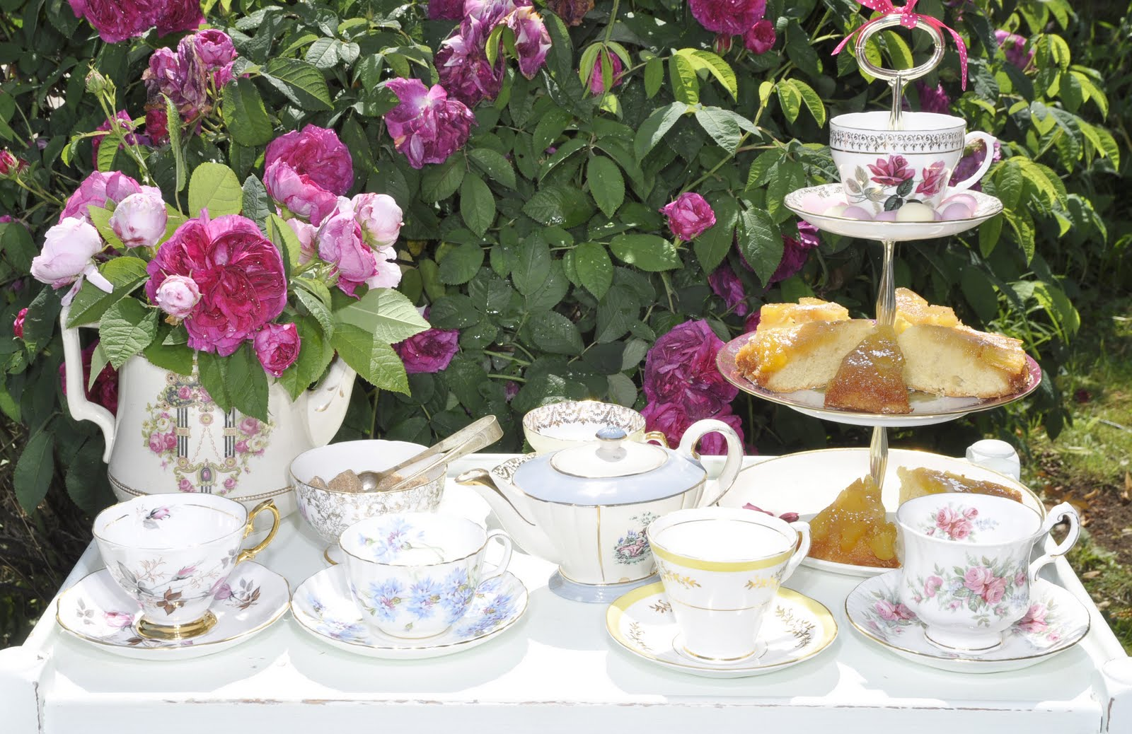 Teaparty: Lavinia's Tea Party: What A Week In Cirencester