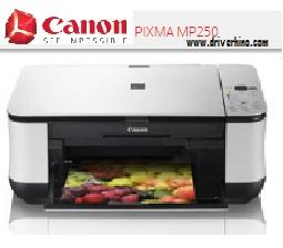 Canon PIXMA MP250 Drivers Download