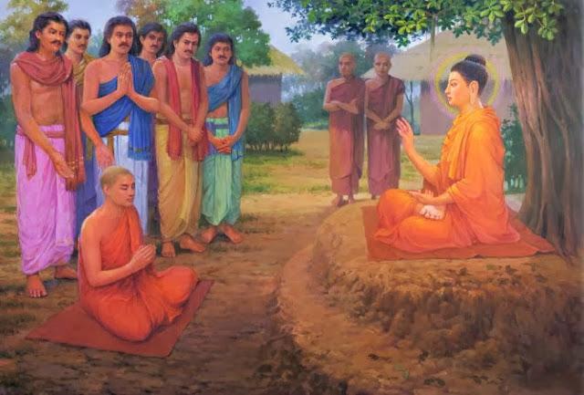 Đạo Phật Nguyên Thủy - Đường Xưa Mây Trắng - Chương 38: Ôi! hạnh phúc!