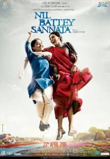 Download Film Nil Battey Sannata (2016) 720p DVDRip Subtitle Indonesia