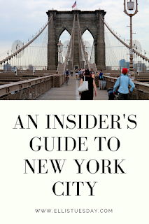 insider's guide to new york city nyc