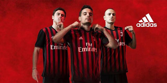 AC Milan Home 2016/2017