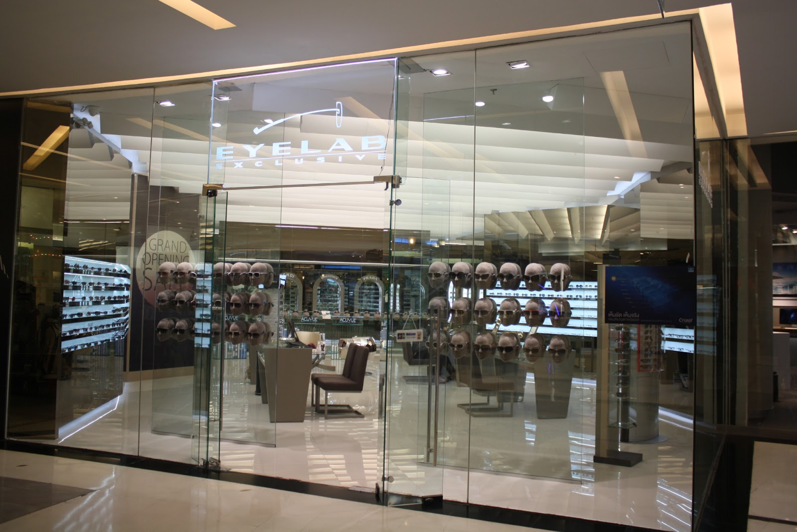 displayhunter2: Eye Lab Exclusive: Heads