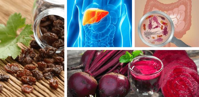 cómo depurar el hígado naturalmente