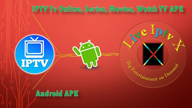 IPTV Tv APK