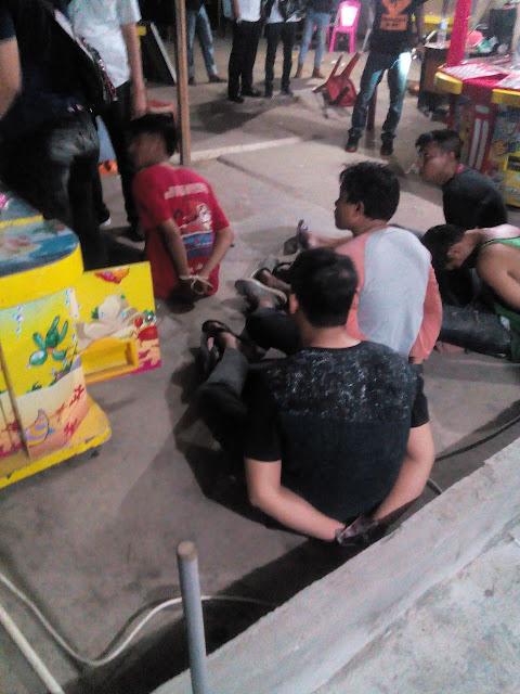 Polresta Barelang Gerebek Arena Gelper di Kawasan Kampung Aceh Batam