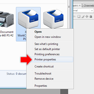 Margin problems when printing on Xerox machine SOLVE