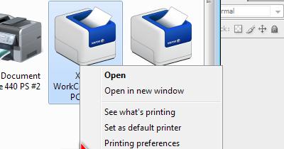 Margin problems when printing on Xerox machine SOLVE ...