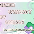 1st Simple Giveaway by Athirah