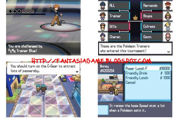download pokemon moon silver nds