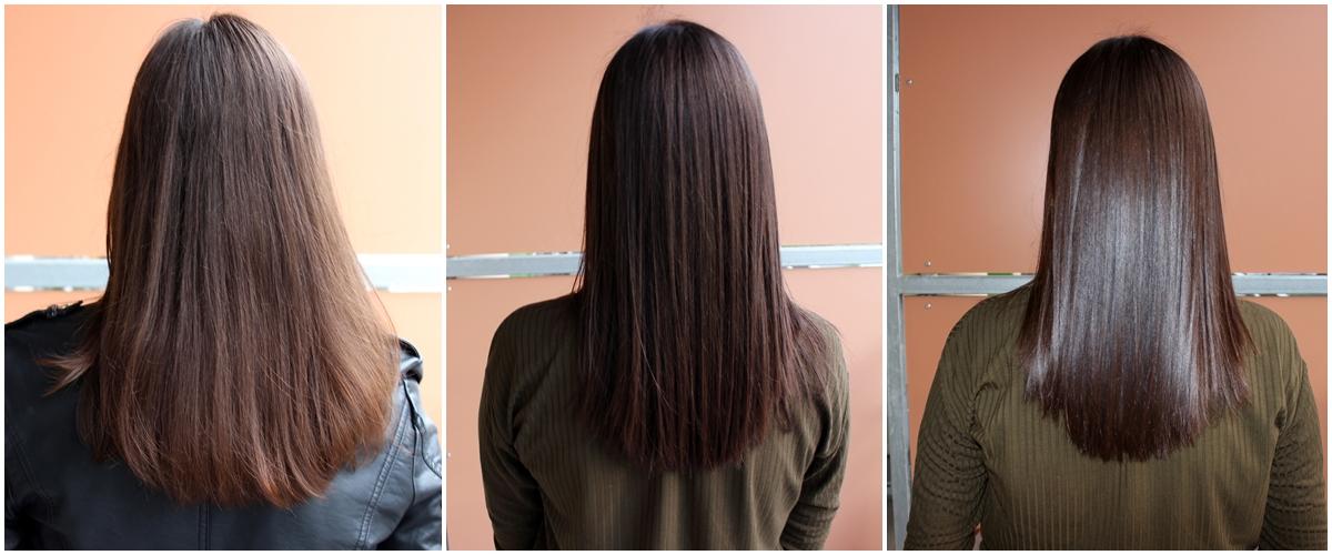 REKONSTRUKCJA WŁOSA JOICO K-PAK day spa małgorzata bartosiewicz białystok efekty na włosach