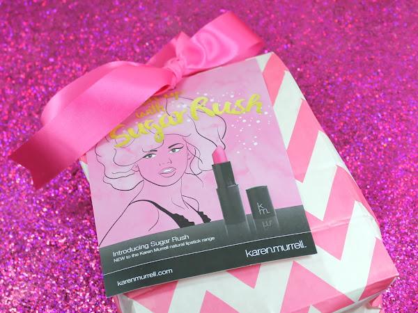 Karen Murrell Lipstick - Sugar Rush Swatches & Review