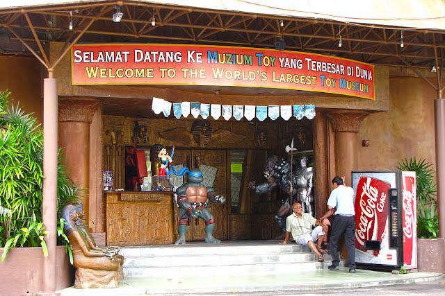 Toy Museum Batu Ferringhi Penang