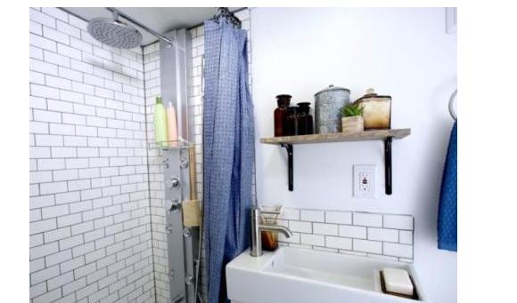 5 Cara Modifikasi Kamar Mandi Sempit Agar Tetap Bersih dan Kering