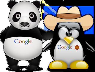 Penquin And Panda