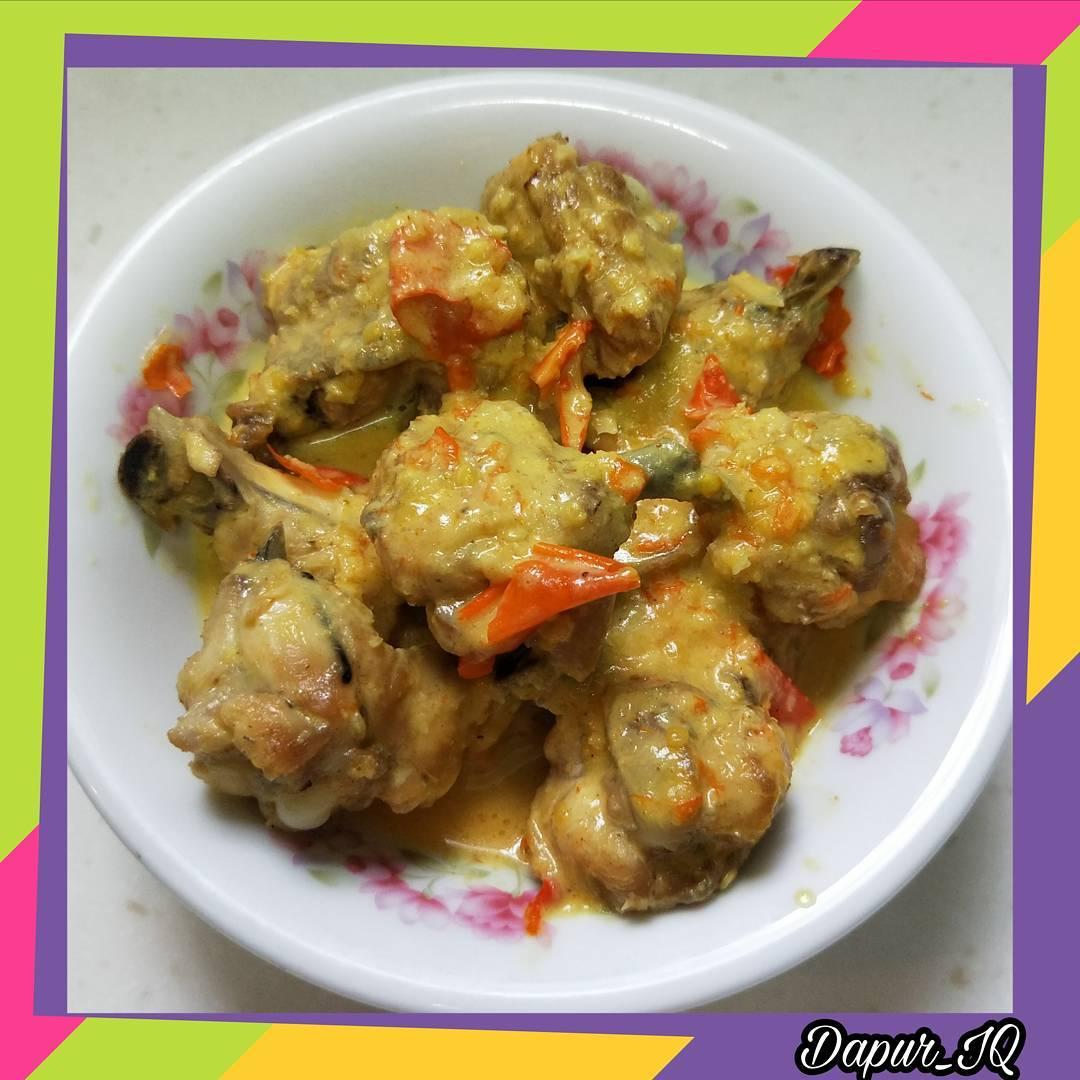 Ayam Lodho Tulungagung