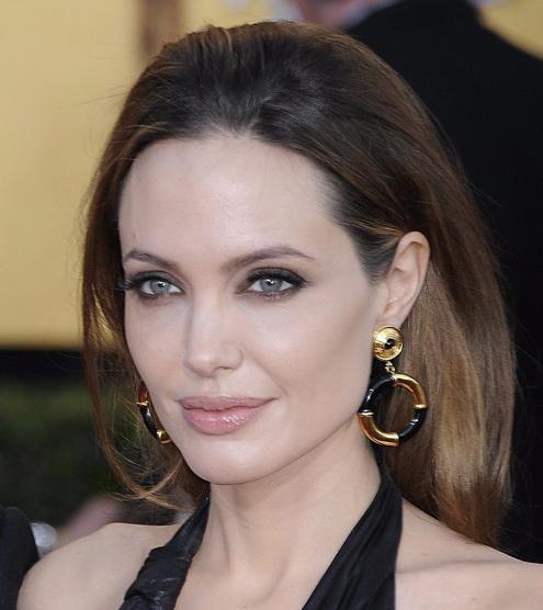 Celebrity Style Inspiration: Angelina Jolie