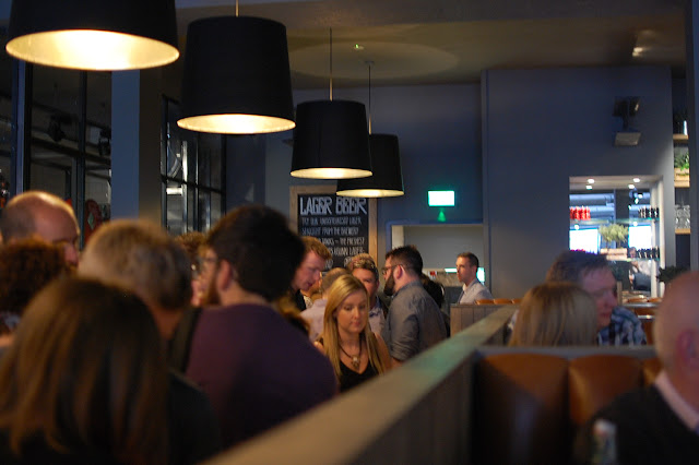 The Beer Kitchen by Innis and Gunn Edinburgh Review