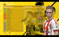 PES 2016 Option File Update Transfers 13 August 2016 For PTE Patch 6.0 by niniboy