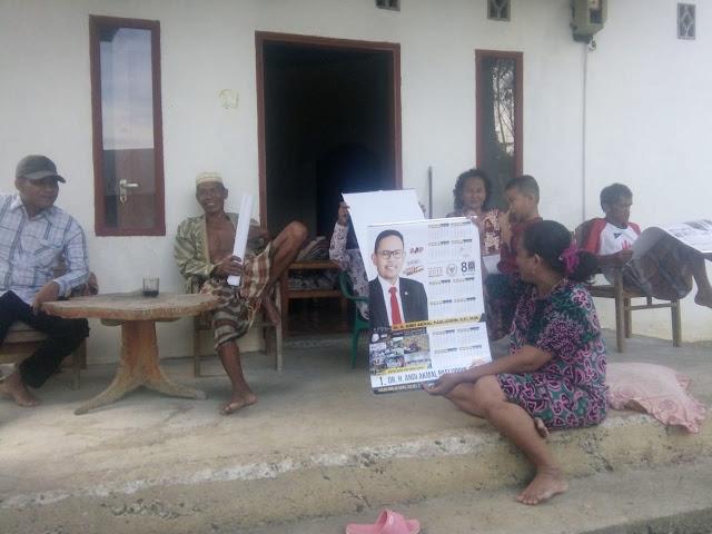 Oknum Anggota DPR RI Diduga Lakukan Pelanggaran Kampanye di Bone