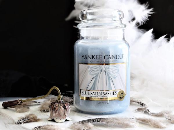 Blue Satin Sashes de Yankee Candle