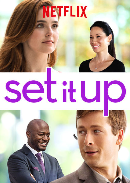 Set It Up (2018) ταινιες online seires xrysoi greek subs
