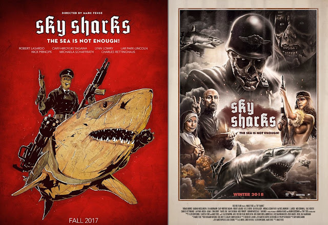 Sky Sharks (due poster)