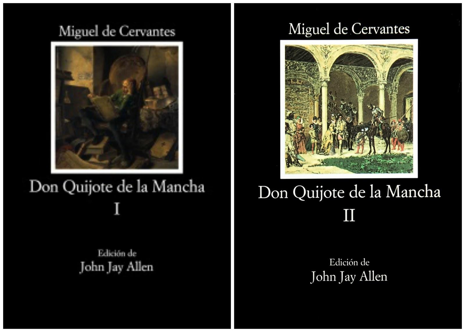 Mis Lecturas Y Más Cositas Don Quijote De La Mancha De Miguel De