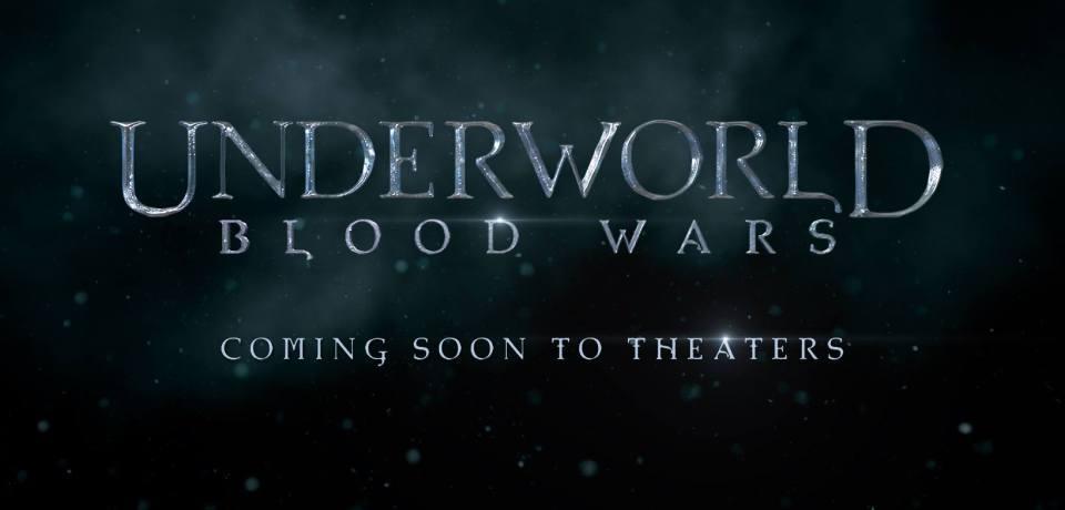 MOVIES: Underworld: Blood Wars - News Roundup