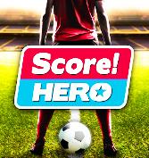 لعبة كرة القدم Score! Hero مهكرة